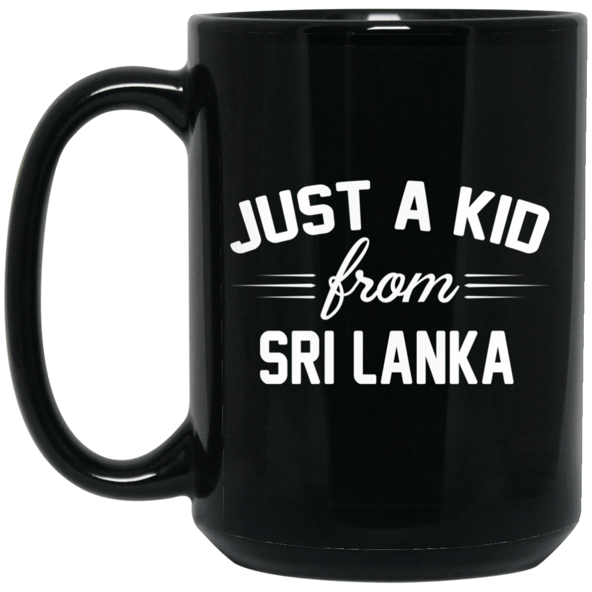 Just A Kid Store | Sri Lanka Mug 1066-10182-72111106-49311 - Tee Ript