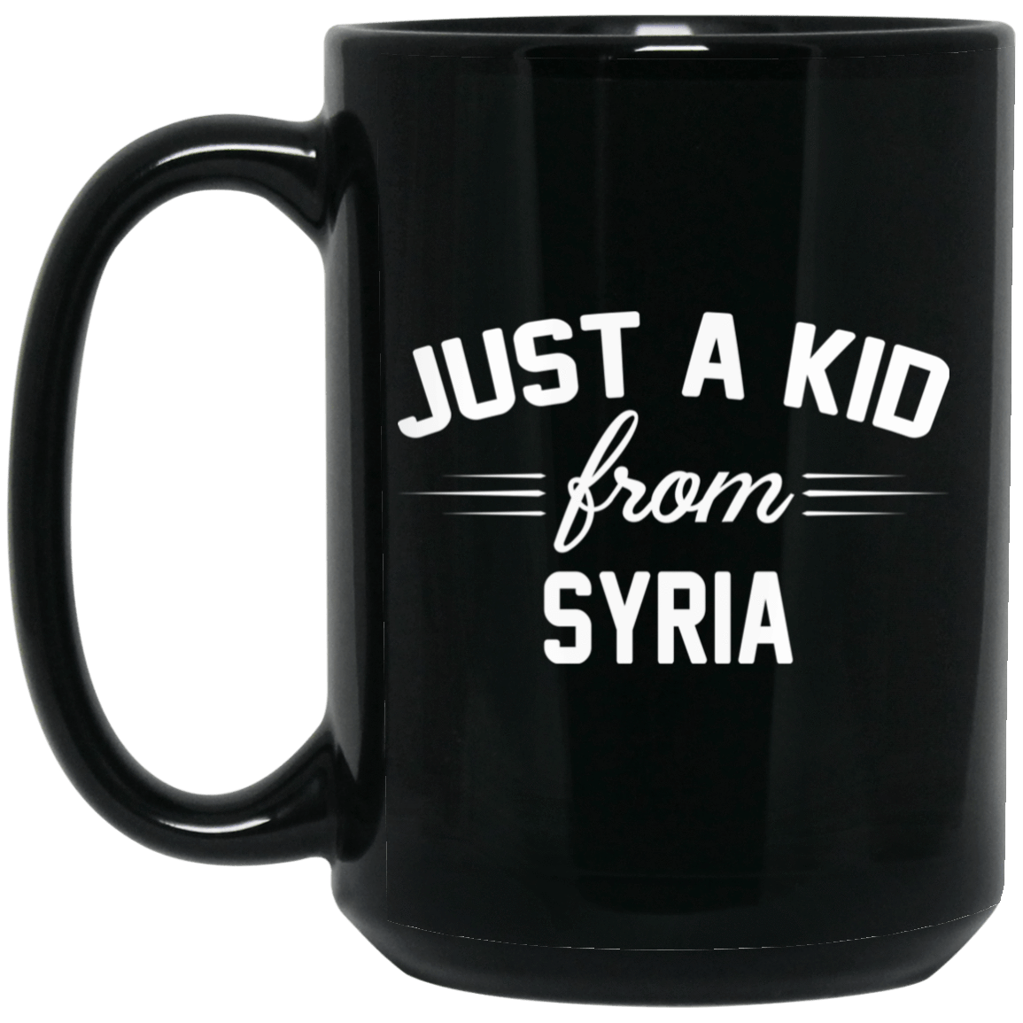 Just A Kid Store | Syria Mug 1066-10182-72111100-49311 - Tee Ript