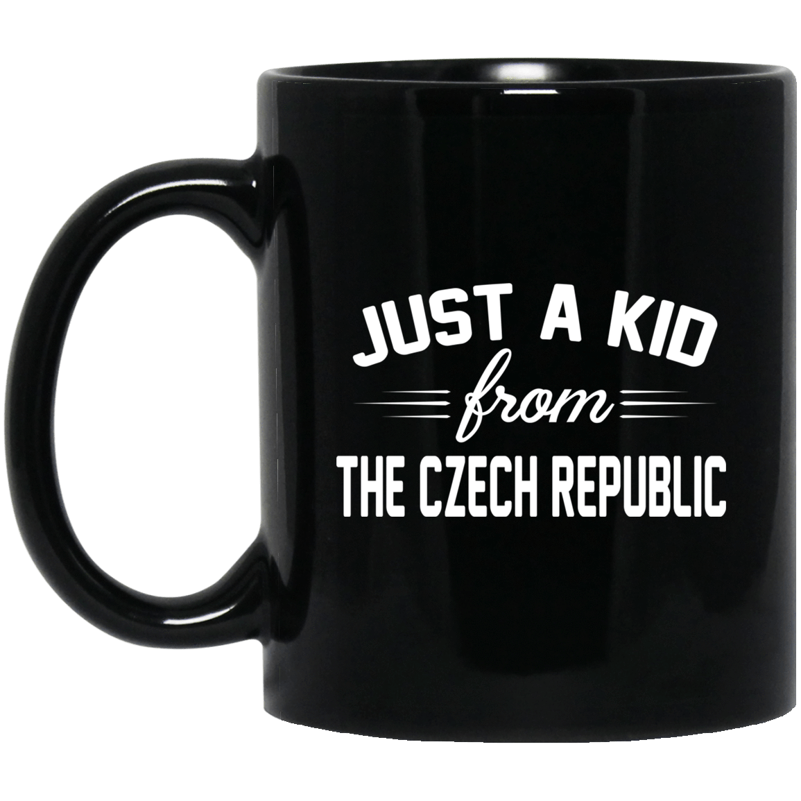 Just A Kid Store | The Czech Republic Mug 1065-10181-72111095-49307 - Tee Ript