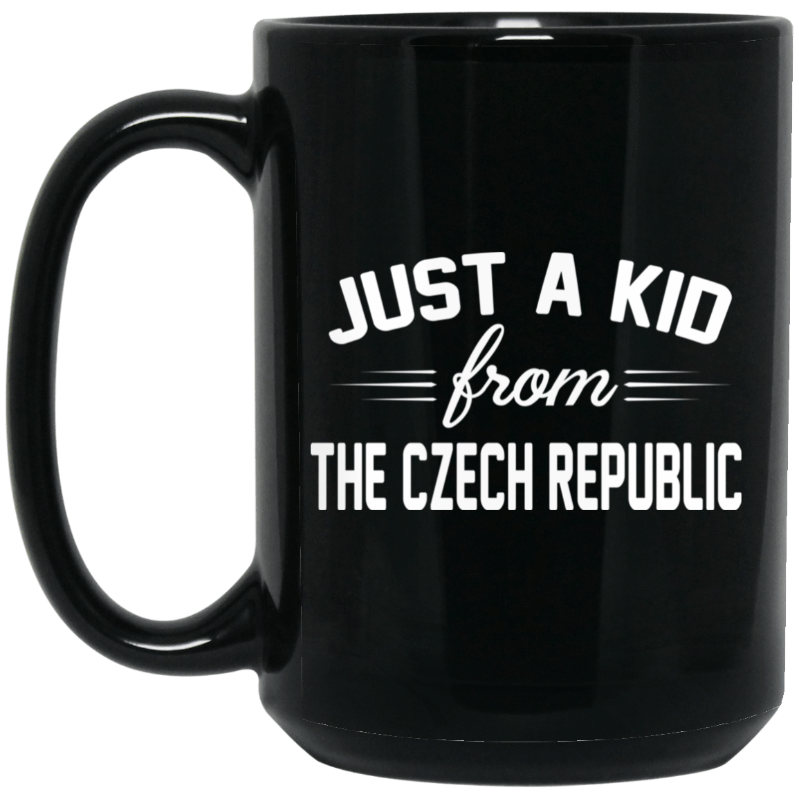 Just A Kid Store | The Czech Republic Mug 1066-10182-72111096-49311 - Tee Ript