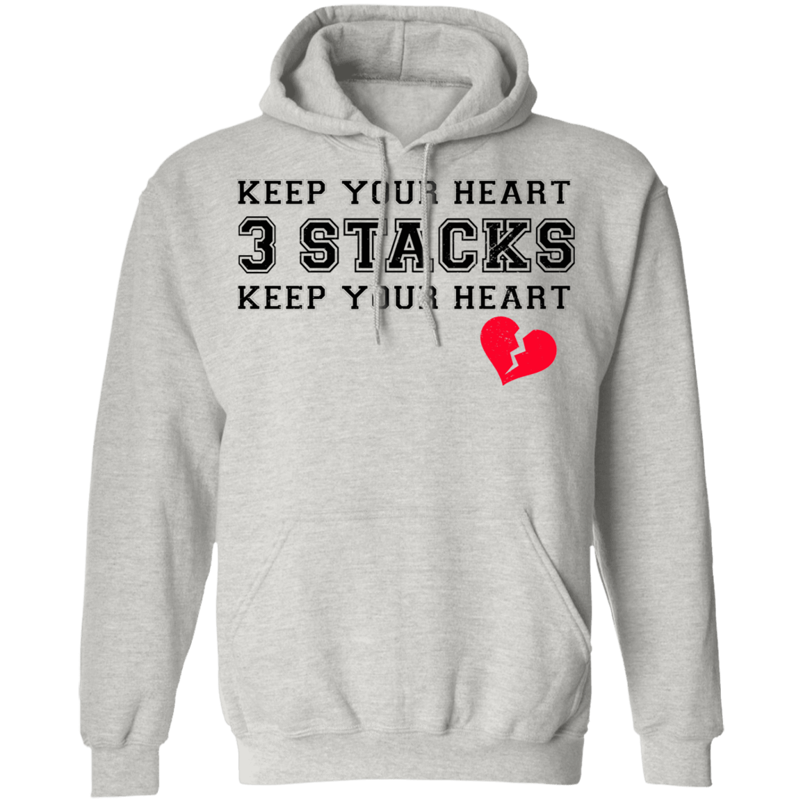 Keep Your Heart 3 Stacks T-Shirts, Hoodies 541-4748-80183507-23071 - Tee Ript
