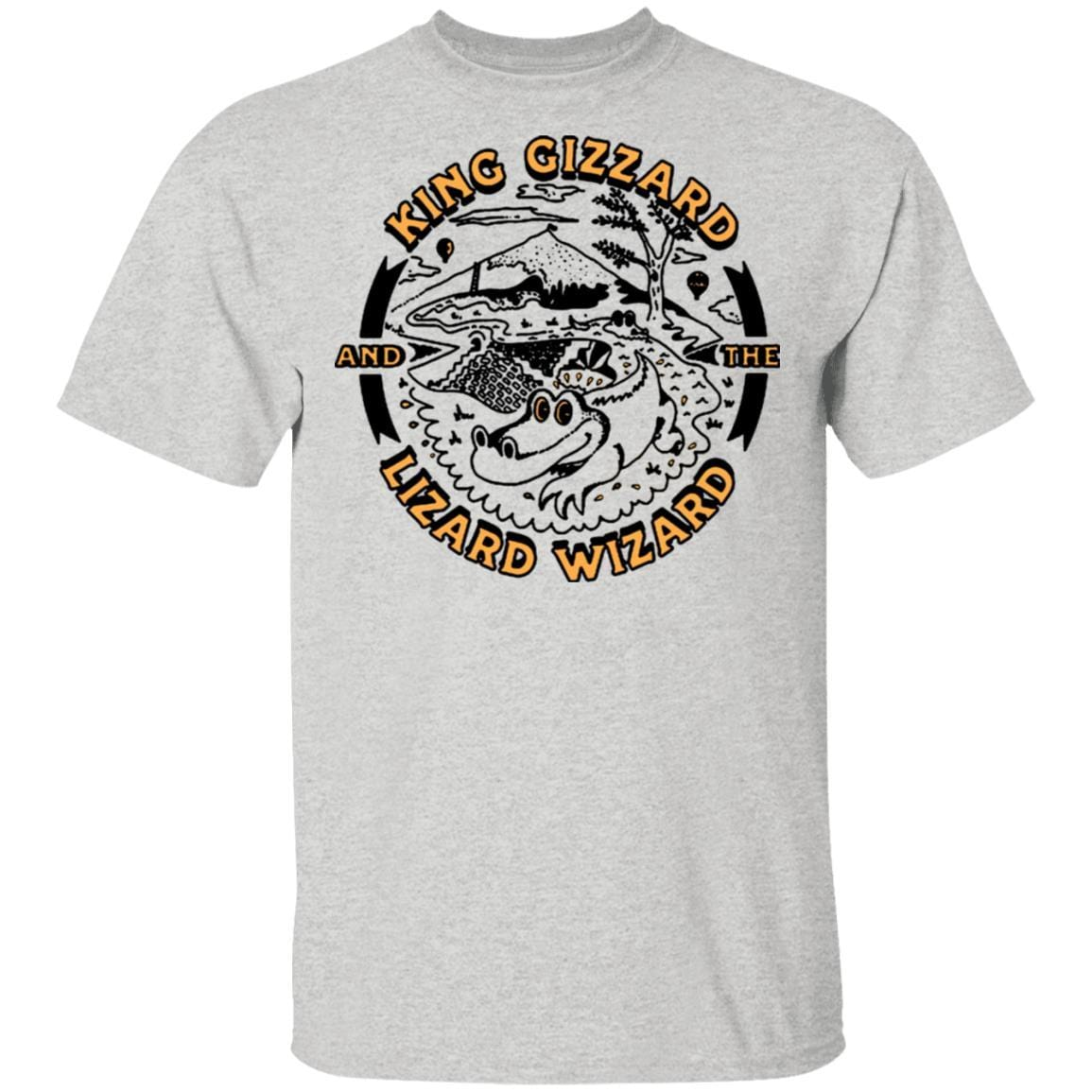 King Gizzard And The Lizard Wizard Gators Vintage T-Shirts, Hoodies 1049-9952-88477983-48184 - Tee Ript