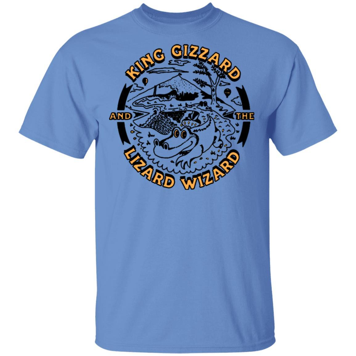 King Gizzard And The Lizard Wizard Gators Vintage T-Shirts, Hoodies 1049-9955-88477983-48160 - Tee Ript