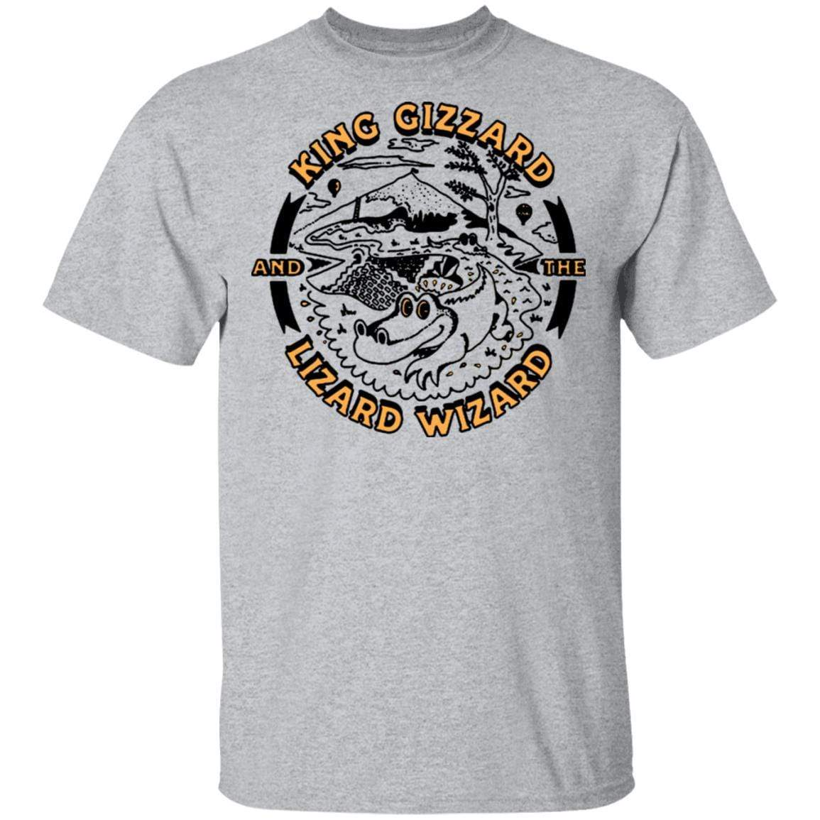King Gizzard And The Lizard Wizard Gators Vintage T-Shirts, Hoodies 1049-9972-88477983-48200 - Tee Ript