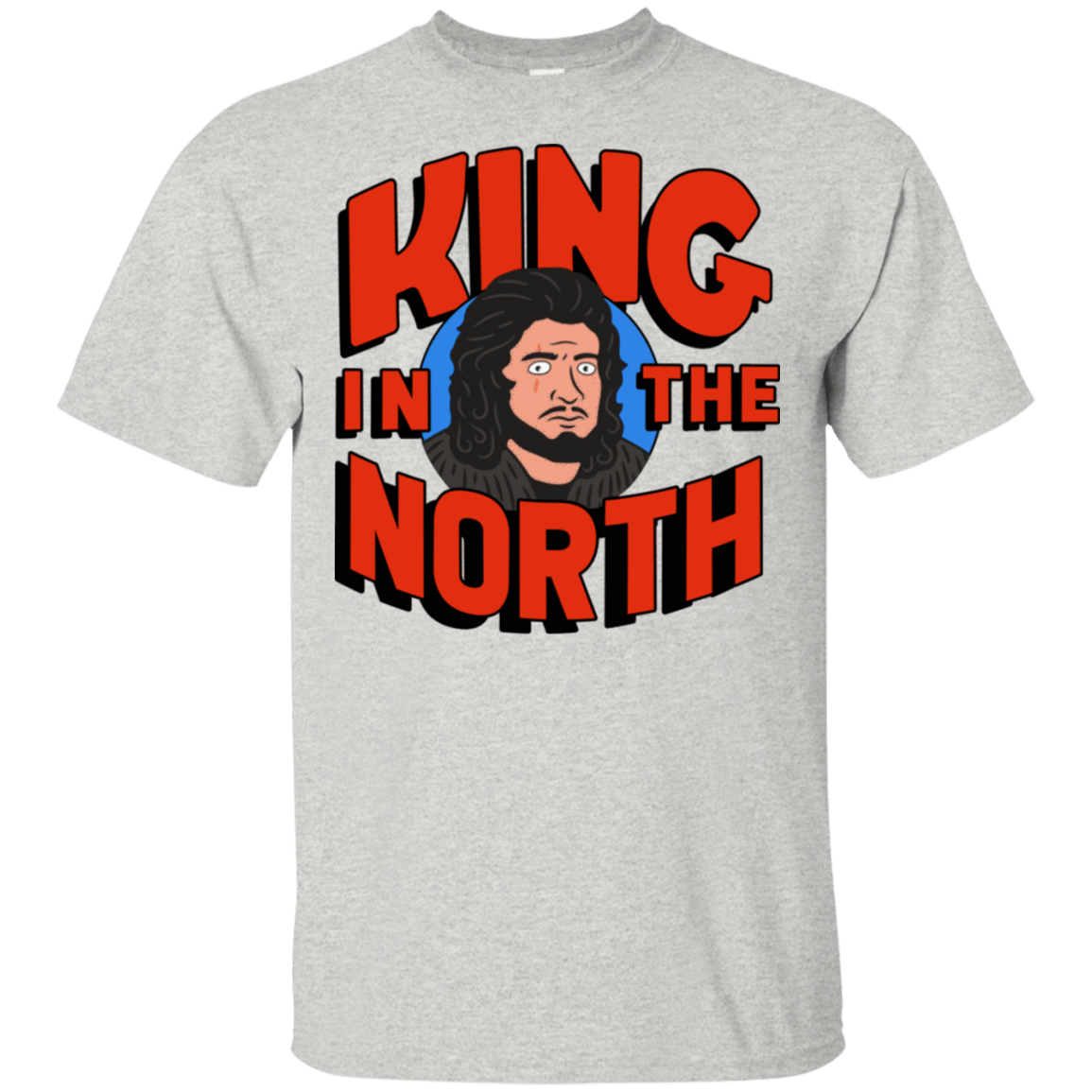 King In The North 22-2475-73154811-12568 - Tee Ript