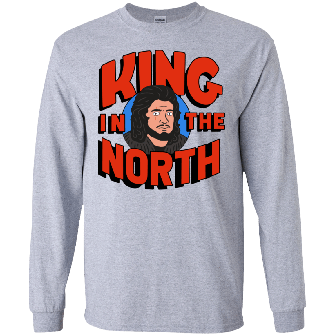 King In The North 30-188-73154812-335 - Tee Ript