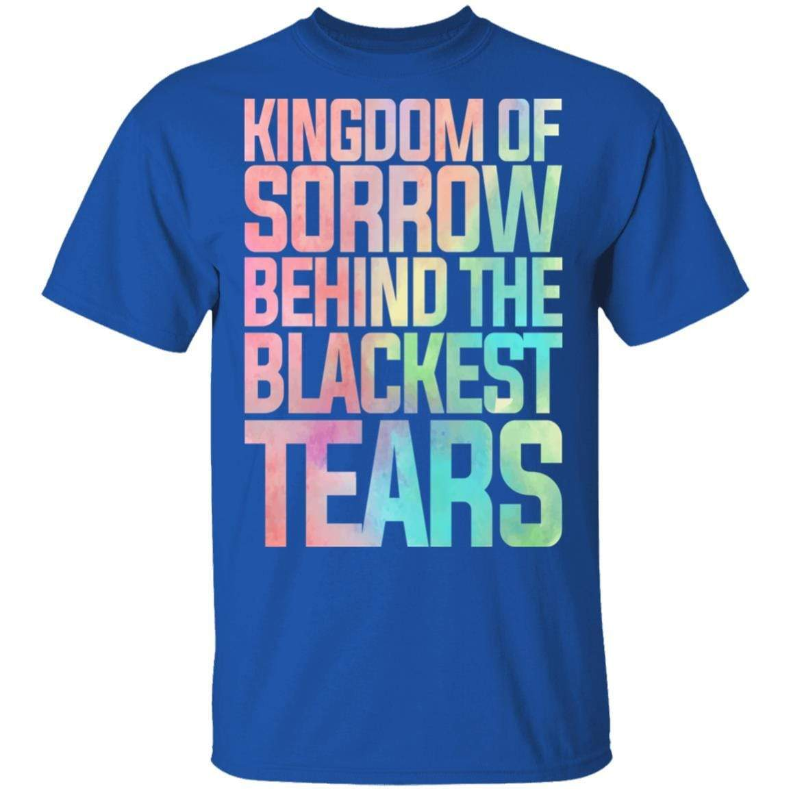 Kingdom Of Sorrow Behind The Blackest Tears T-Shirts, Hoodies 1049-9971-87589179-48286 - Tee Ript