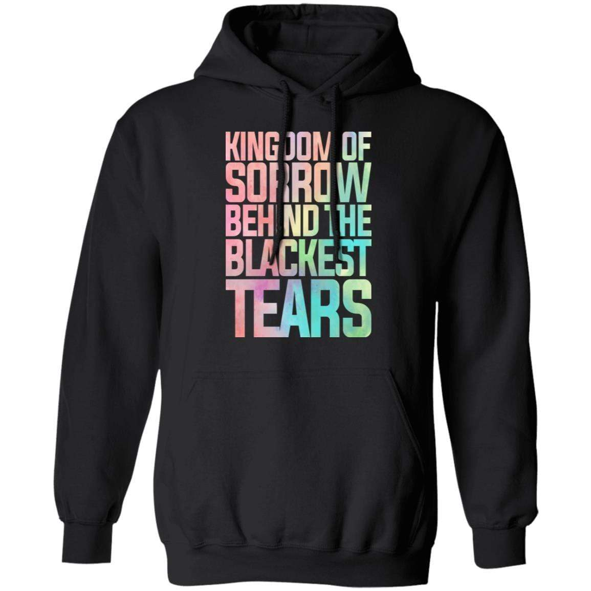 Kingdom Of Sorrow Behind The Blackest Tears T-Shirts, Hoodies 541-4740-87589178-23087 - Tee Ript