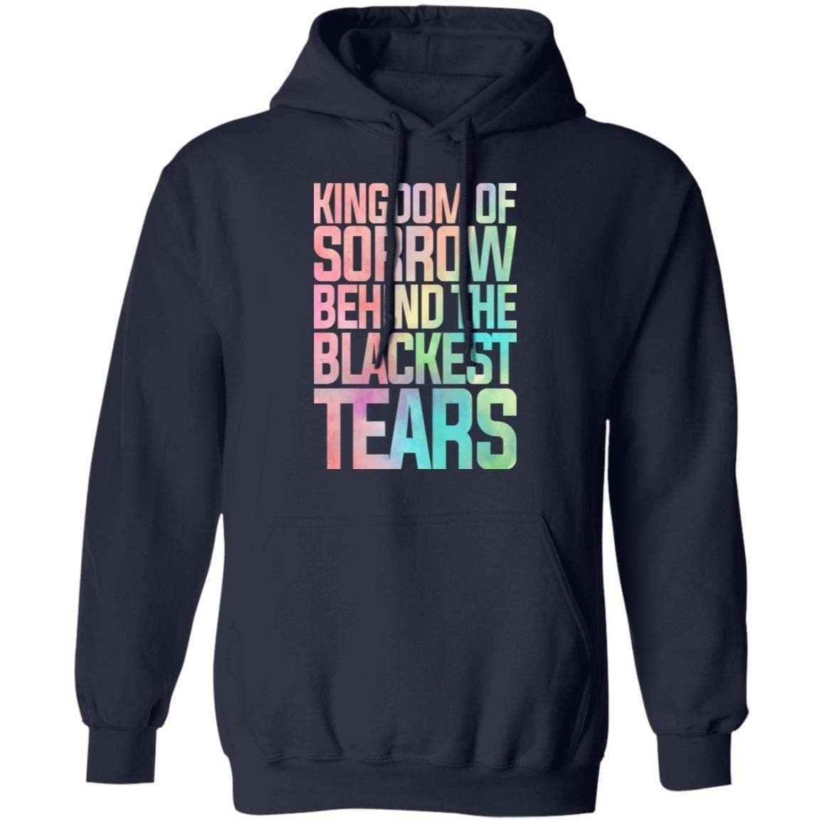 Kingdom Of Sorrow Behind The Blackest Tears T-Shirts, Hoodies 541-4742-87589178-23135 - Tee Ript