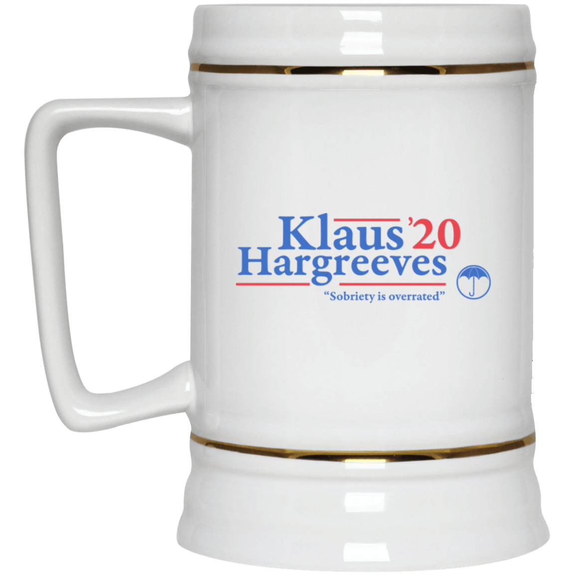 Klaus Hargreeves 2020 Sobriety Is Overrated Mug 1035-9819-88282903-47459 - Tee Ript