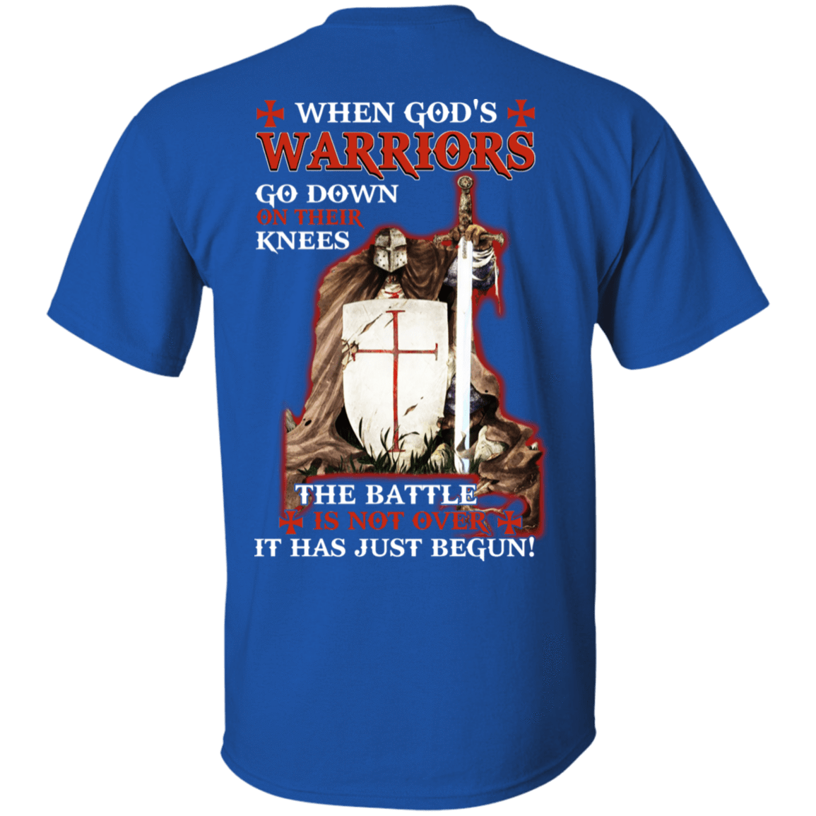 Knights Templar: When God's Warriors Go Down On Their Knees 22-110-72772646-249 - Tee Ript