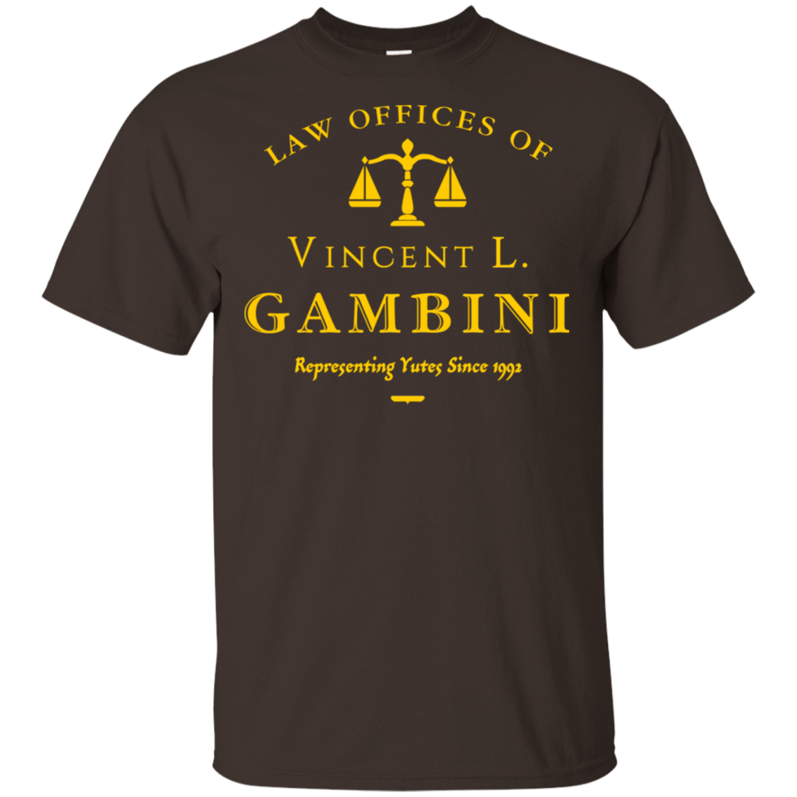 Law Offices Of Vincent L. Gambini T-Shirts, Hoodies 22-2283-77529017-12087 - Tee Ript