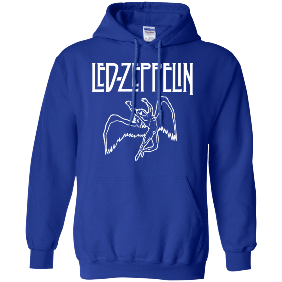 Led Zeppelin 541-4765-72742973-23175 - Tee Ript
