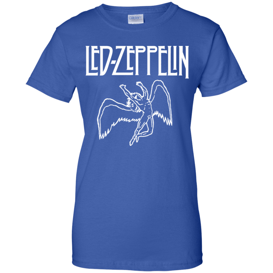 Led Zeppelin 939-9264-72742974-44807 - Tee Ript