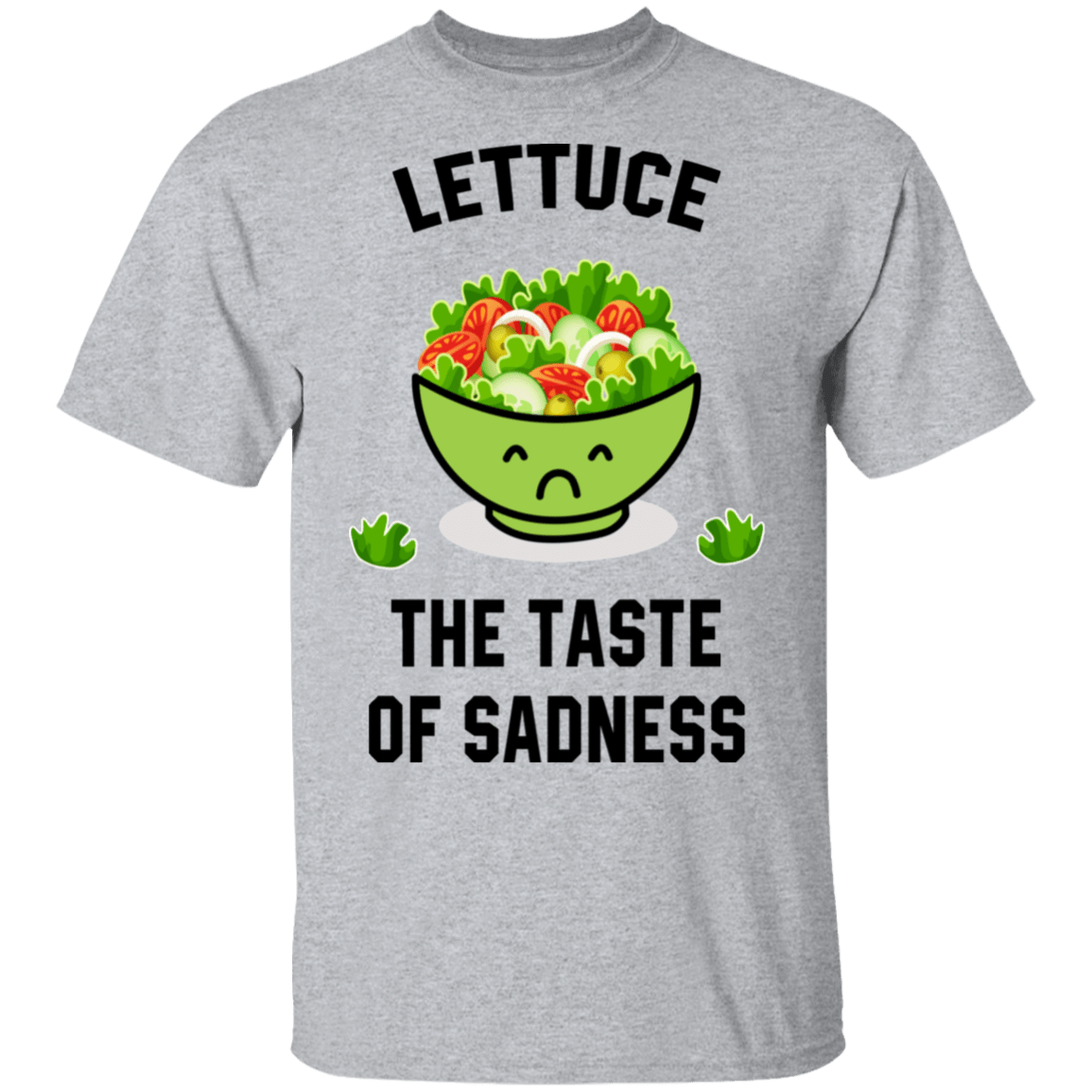 Lettuce The Taste Of Sadness T-Shirts, Hoodies, Tank 22-115-79463235-254 - Tee Ript