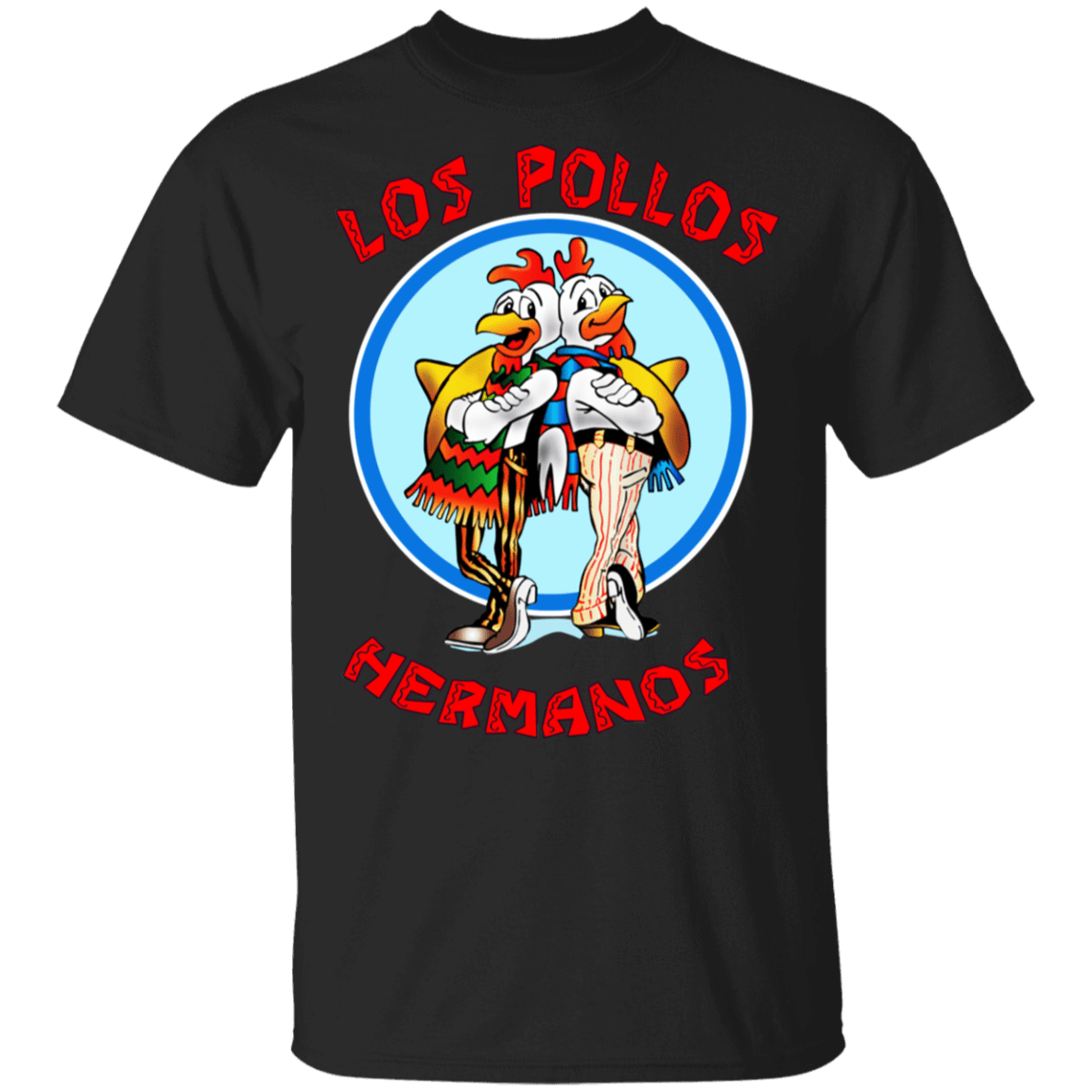 Los Pollos Hermanos Breaking Bad T-Shirts, Hoodies, Tank 22-113-79712495-252 - Tee Ript