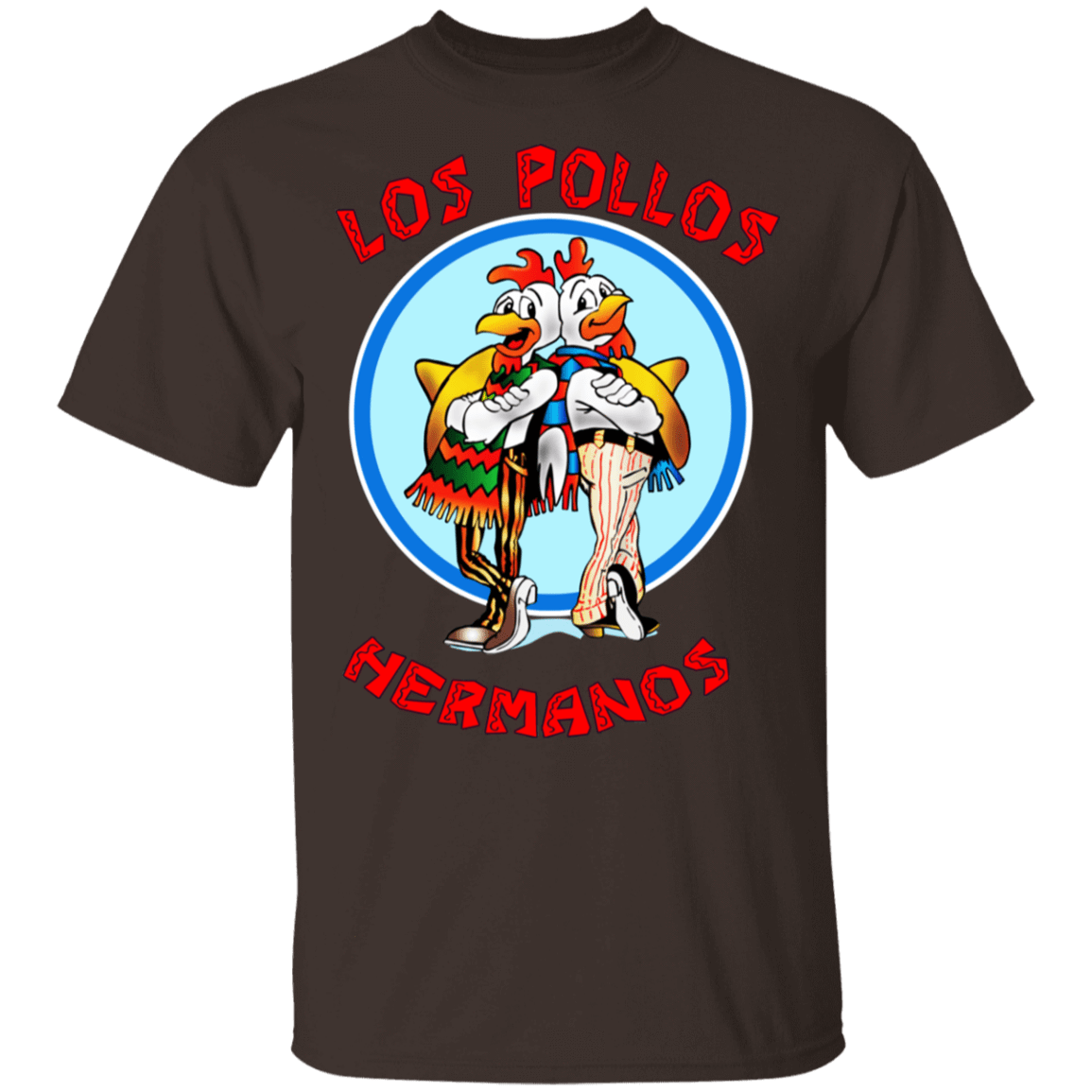 Los Pollos Hermanos Breaking Bad T-Shirts, Hoodies, Tank 22-2283-79712495-12087 - Tee Ript
