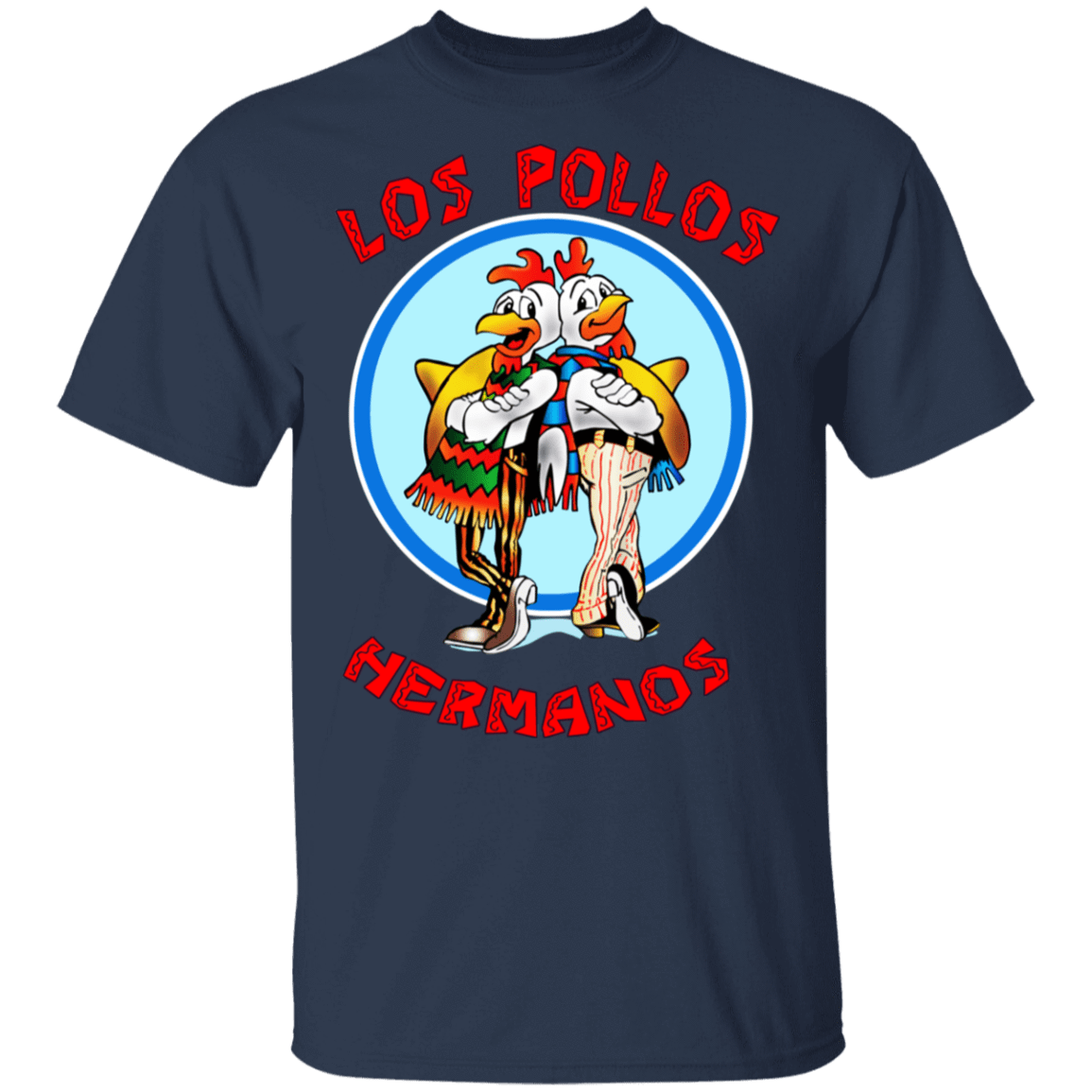 Los Pollos Hermanos Breaking Bad T-Shirts, Hoodies, Tank 22-111-79712495-250 - Tee Ript