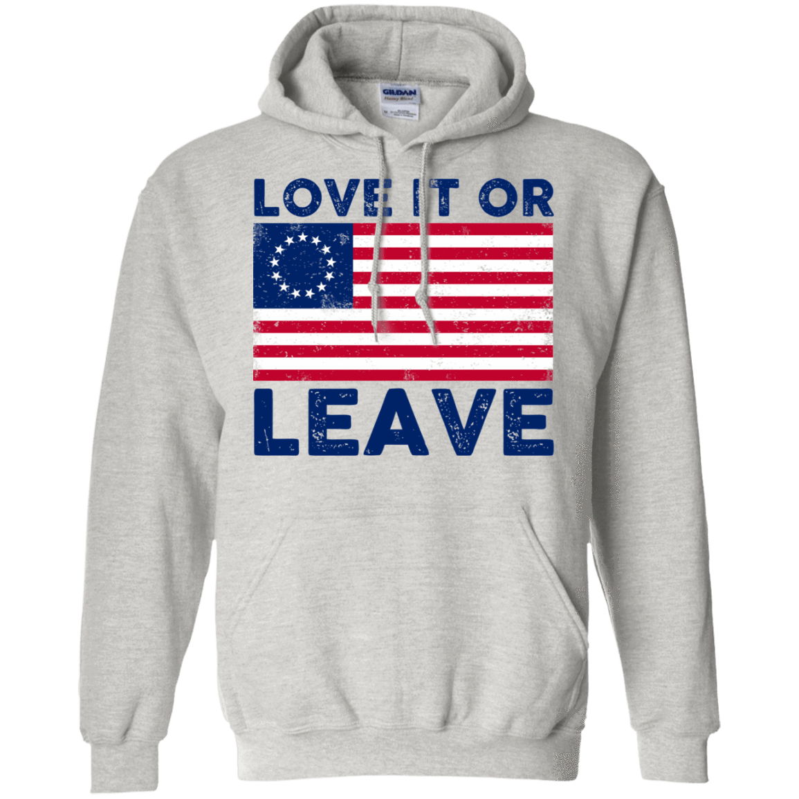 Love It Or Leave Betsy Ross American Flag T-Shirts, Hoodie, Tank 541-4748-78811042-23071 - Tee Ript