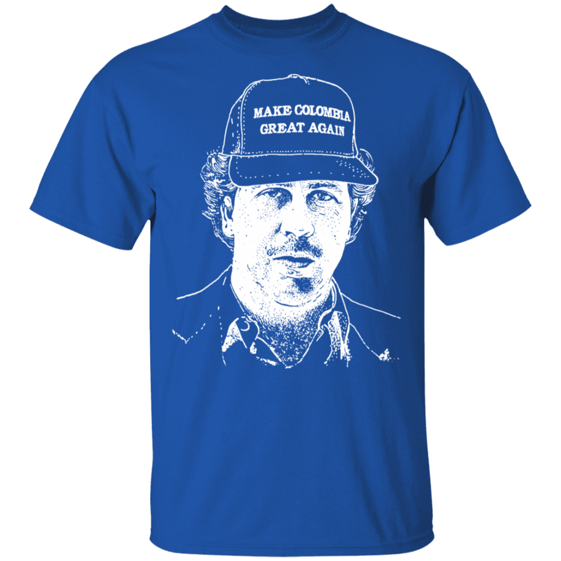 Make Colombia Great Again Narcos T-Shirts, Hoodies, Tank 22-110-79335583-249 - Tee Ript