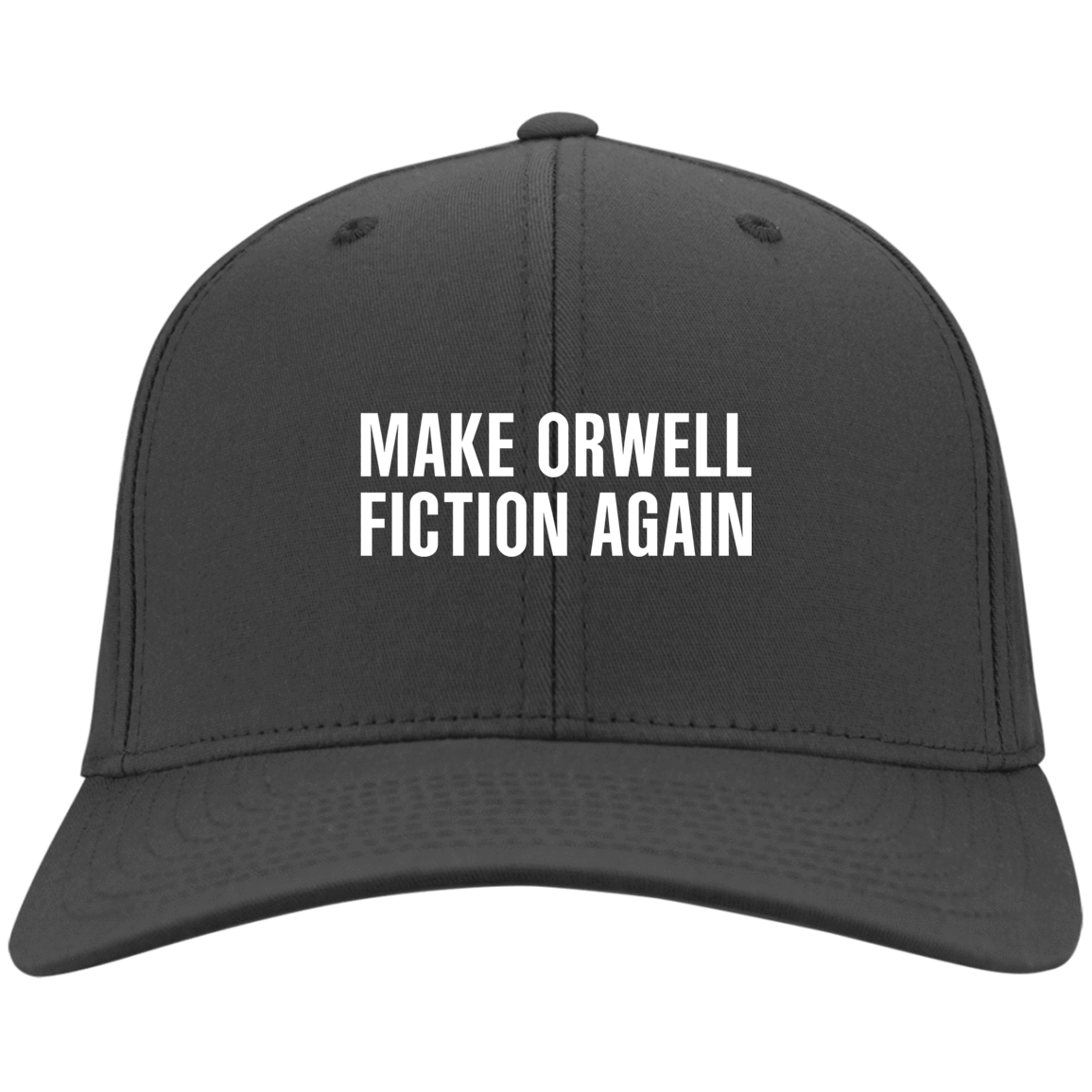 Make Orwell Fiction Again Hat 10-9379-74169573-45466 - Tee Ript