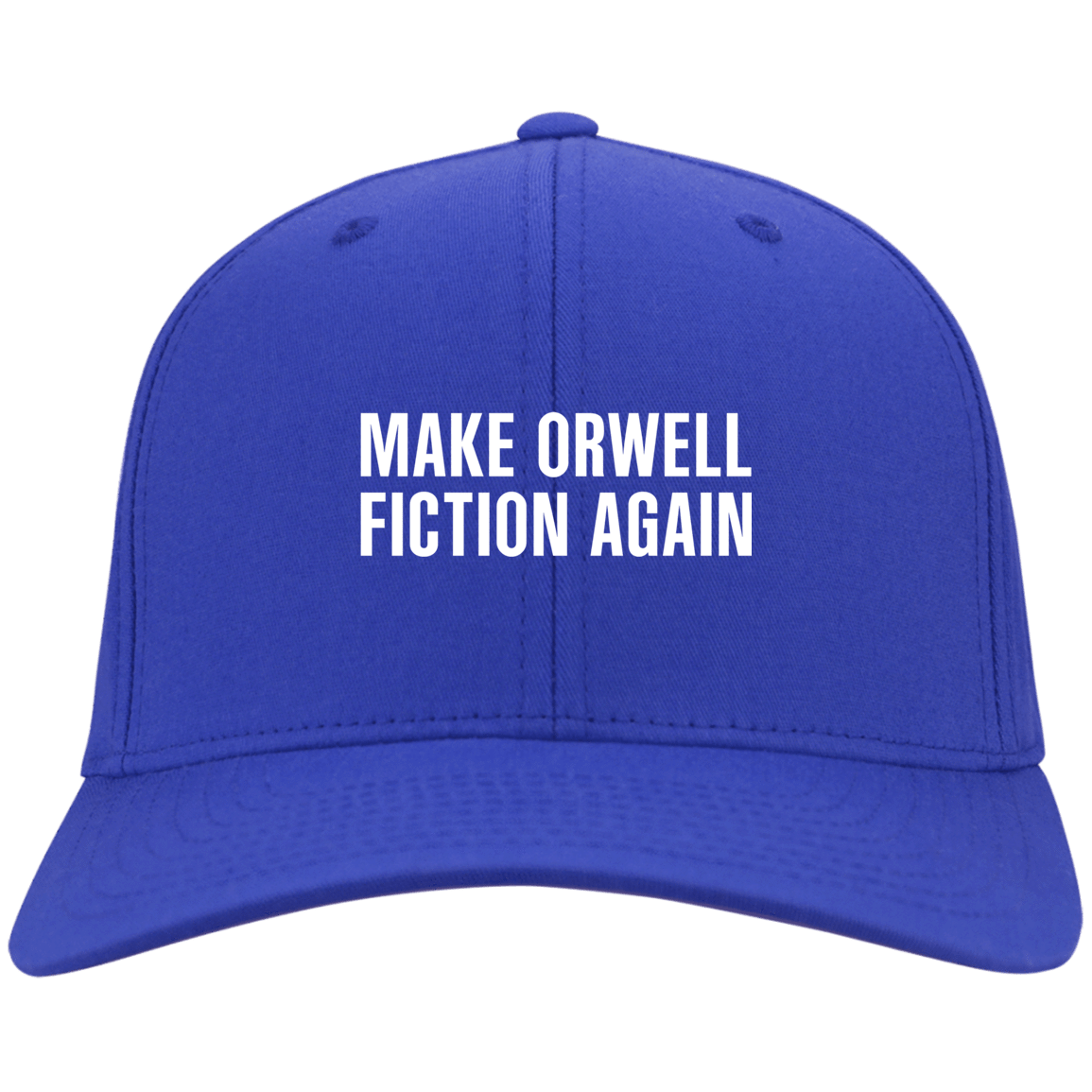 Make Orwell Fiction Again Hat 10-61-74169573-91 - Tee Ript