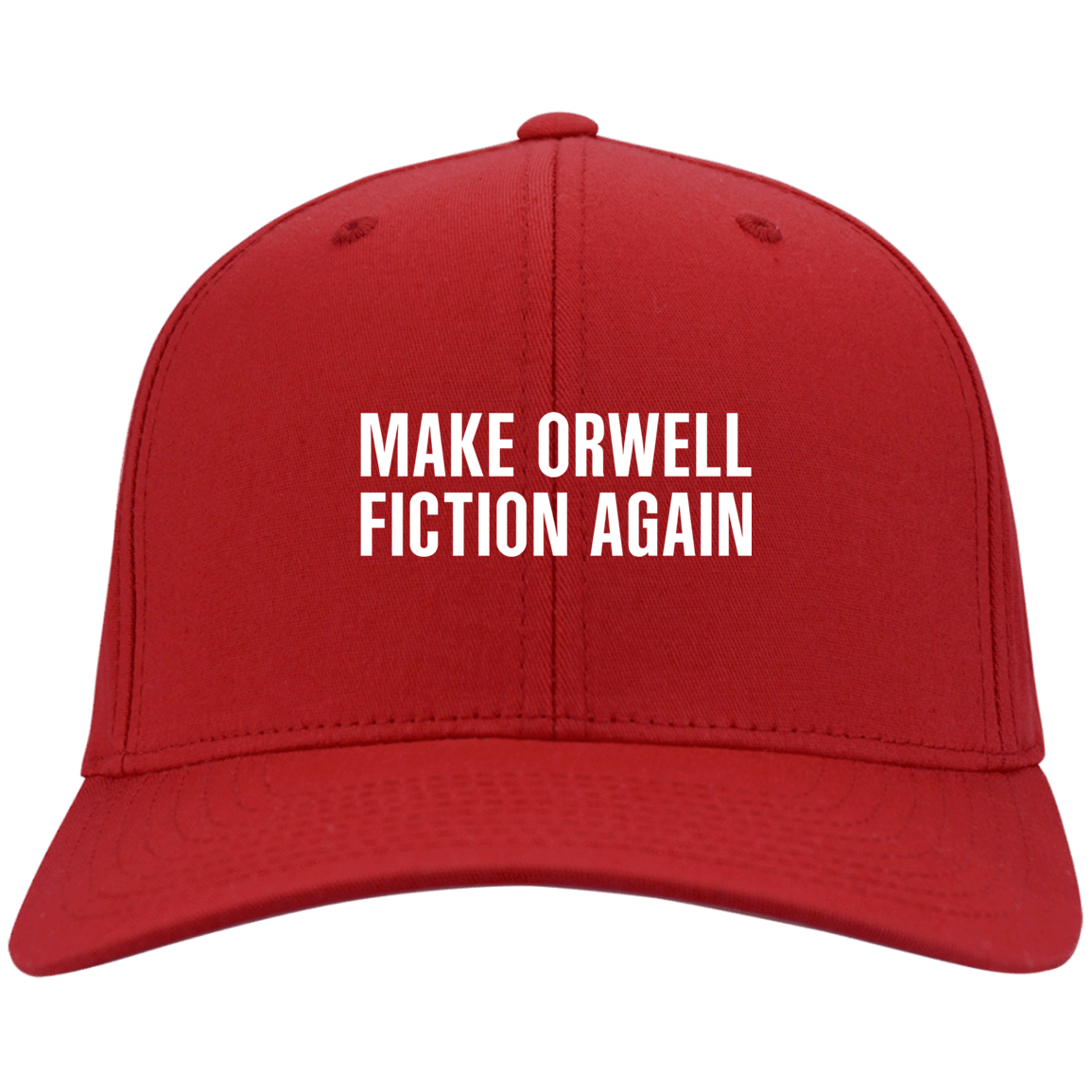 Make Orwell Fiction Again Hat 10-60-74169573-90 - Tee Ript