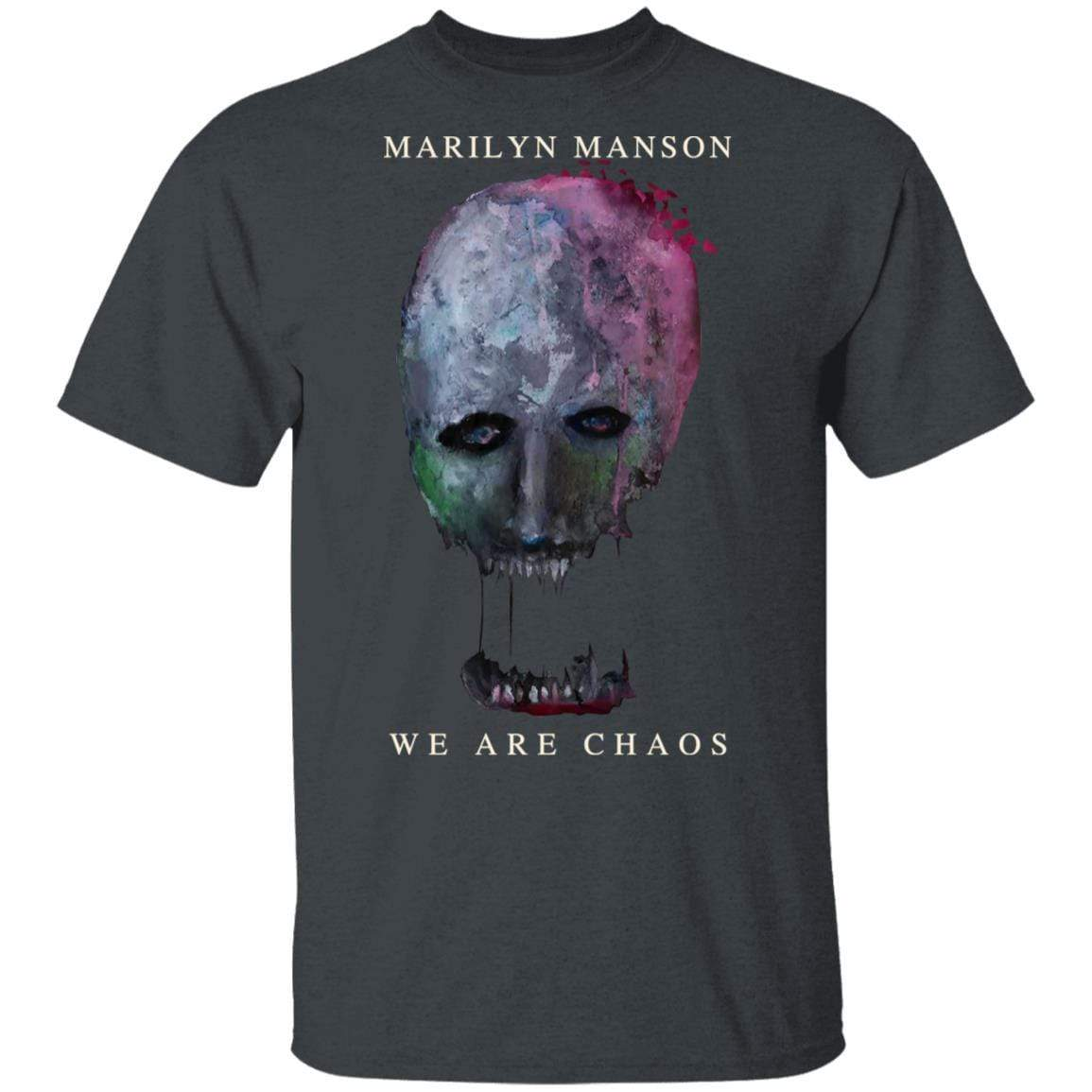 Marilyn Manson We Are Chaos T-Shirts, Hoodies 1049-9957-90279026-48192 - Tee Ript