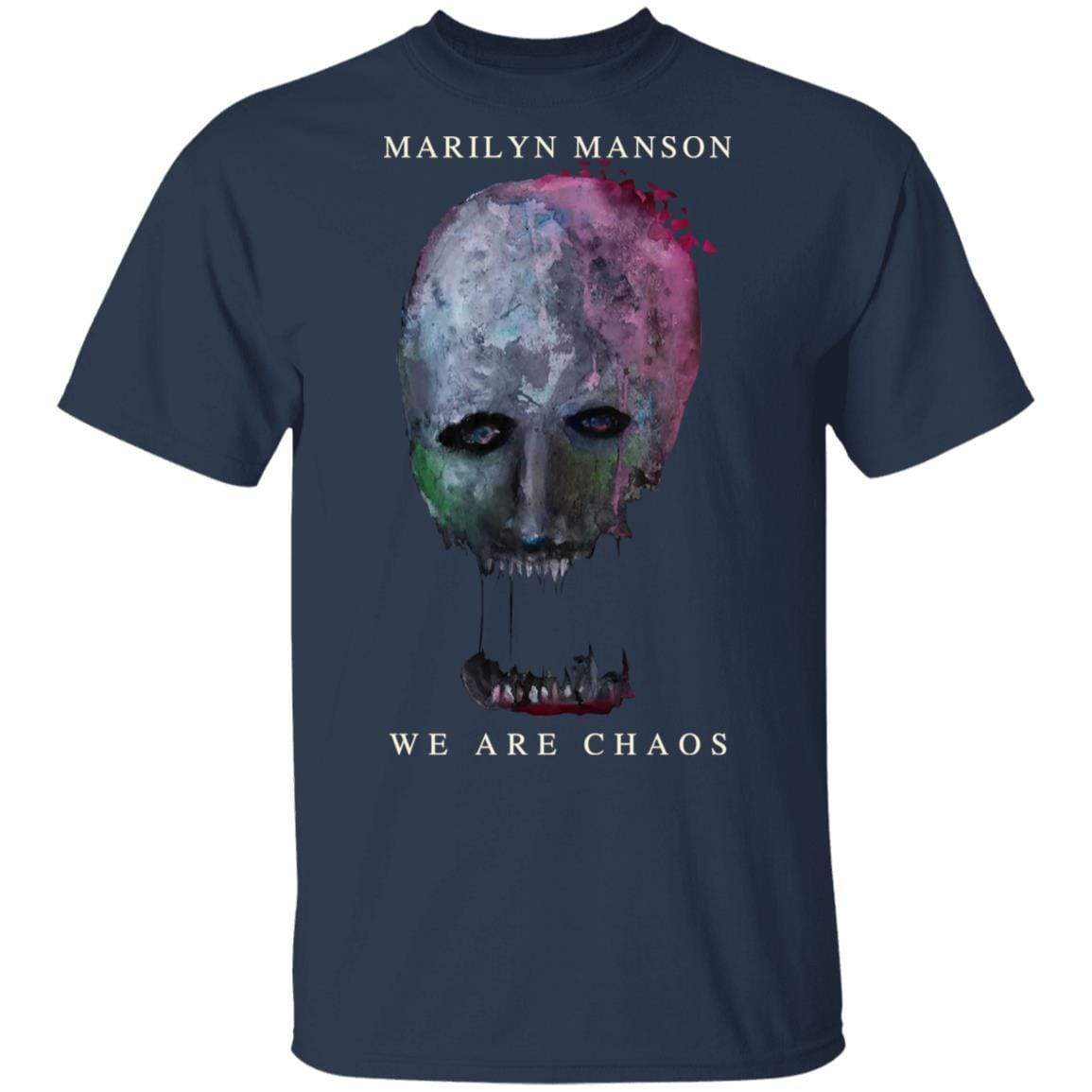 Marilyn Manson We Are Chaos T-Shirts, Hoodies 1049-9966-90279026-48248 - Tee Ript