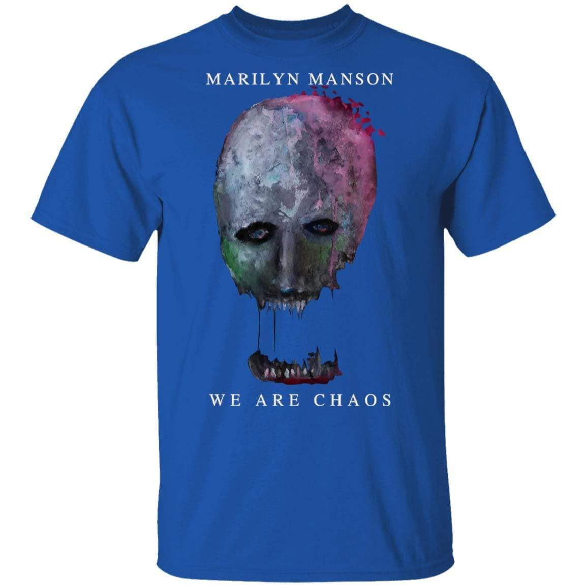 Marilyn Manson We Are Chaos T-Shirts, Hoodies 1049-9971-90279026-48286 - Tee Ript