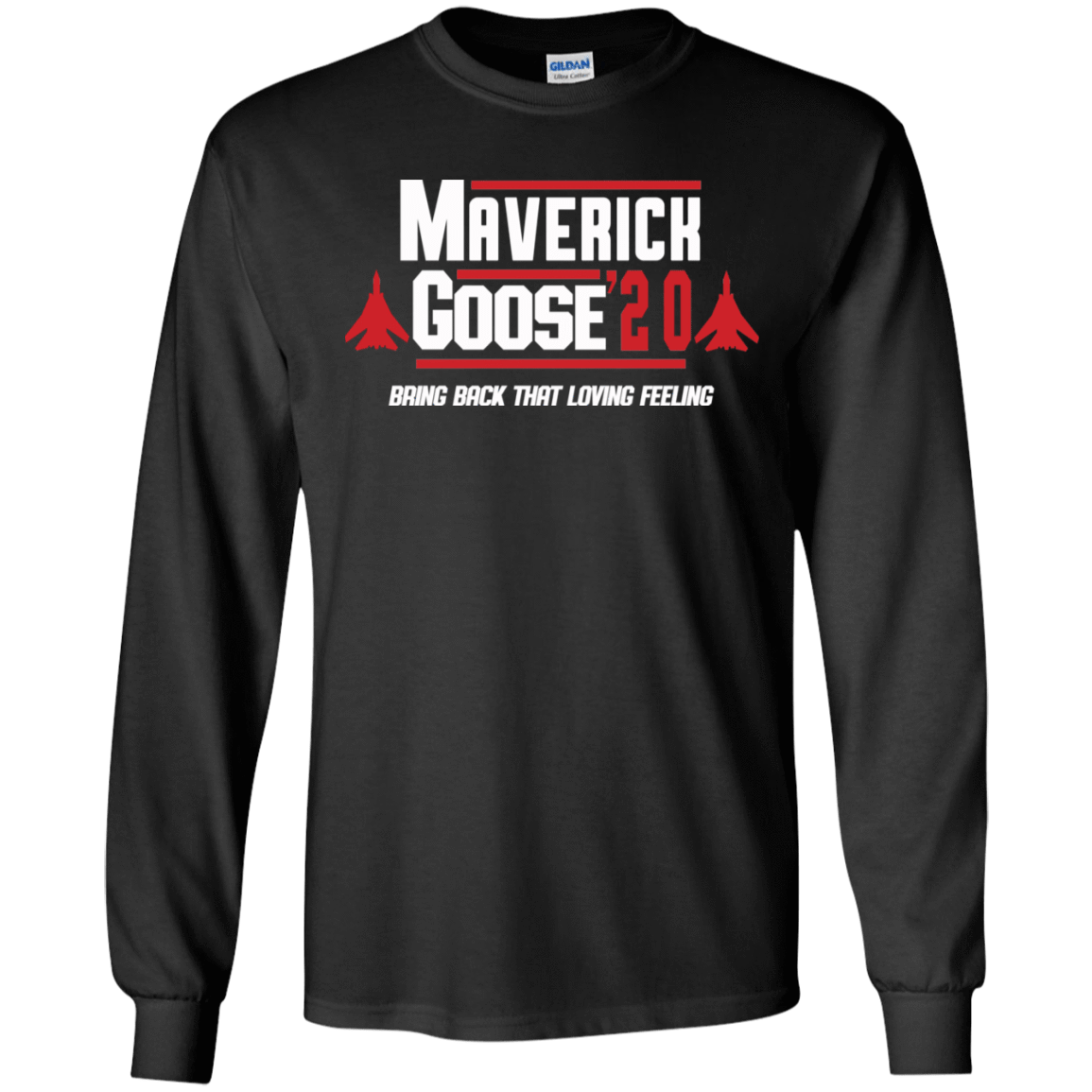 Maverick Goose 2020 Bring Bach That Loving Feeling 30-186-71994273-333 - Tee Ript