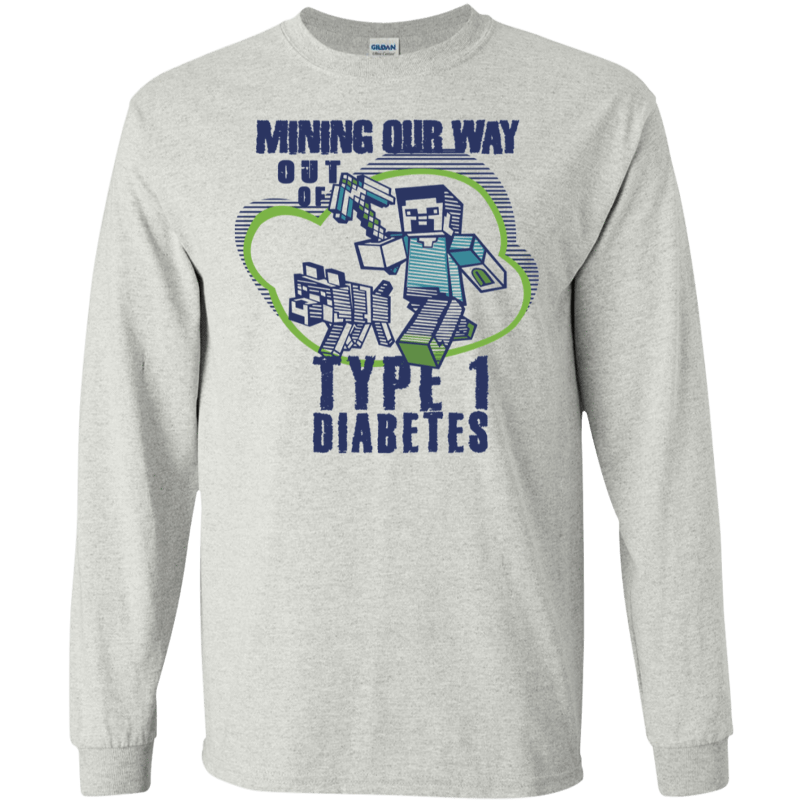 Mining Out Way Out Of Type 1 Diabetes 30-2112-72742630-10754 - Tee Ript