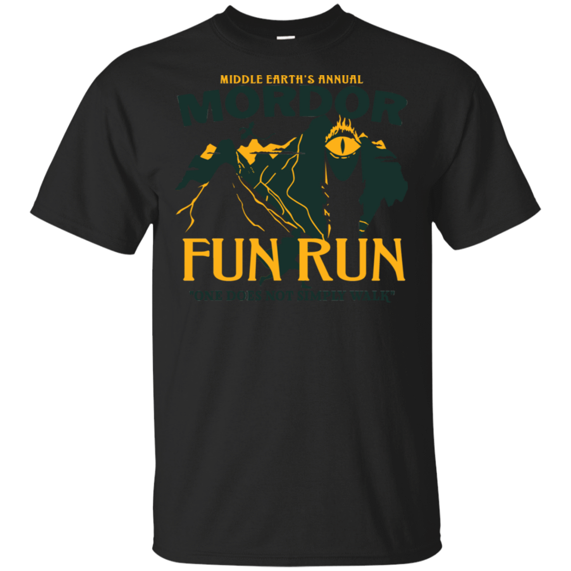 Mordor Fun Run One Dose Not Simply Walk T-Shirts, Hoodie, Tank 22-113-78468192-252 - Tee Ript