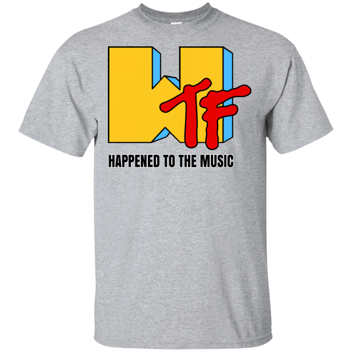 MTF Happend To The Music T-Shirts, Hoodie, Tank 22-115-78875413-254 - Tee Ript