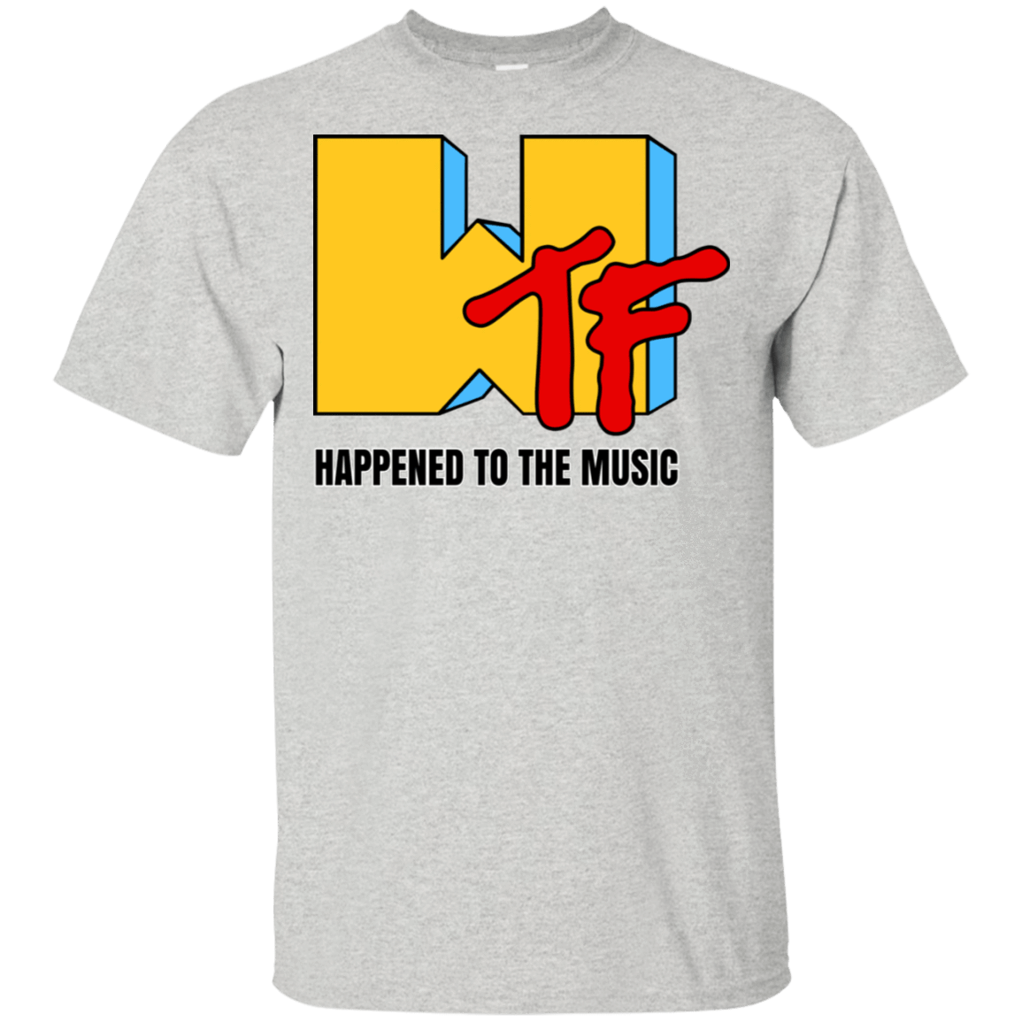MTF Happend To The Music T-Shirts, Hoodie, Tank 22-2475-78875413-12568 - Tee Ript