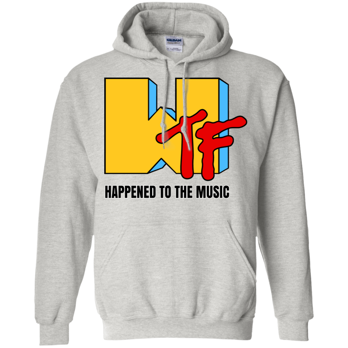 MTF Happend To The Music T-Shirts, Hoodie, Tank 541-4748-78875414-23071 - Tee Ript