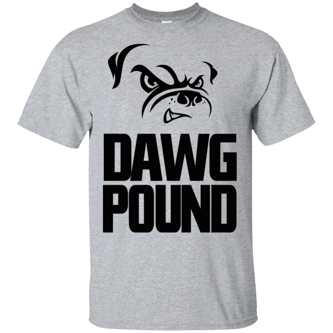 Official Dawg Pound 22-115-72089802-254 - Tee Ript