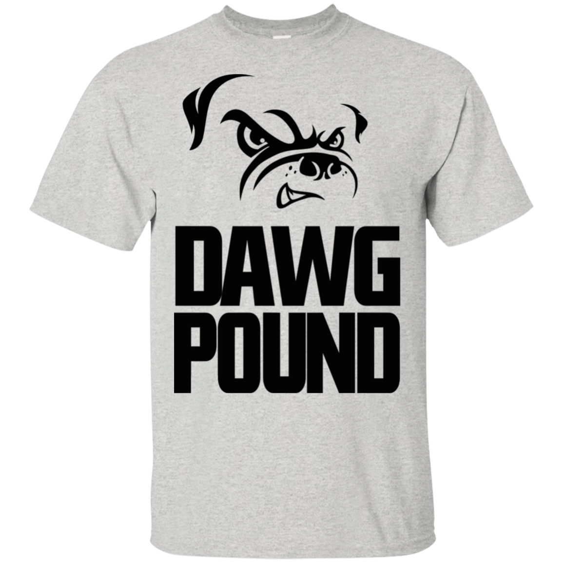 Official Dawg Pound 22-2475-72089802-12568 - Tee Ript