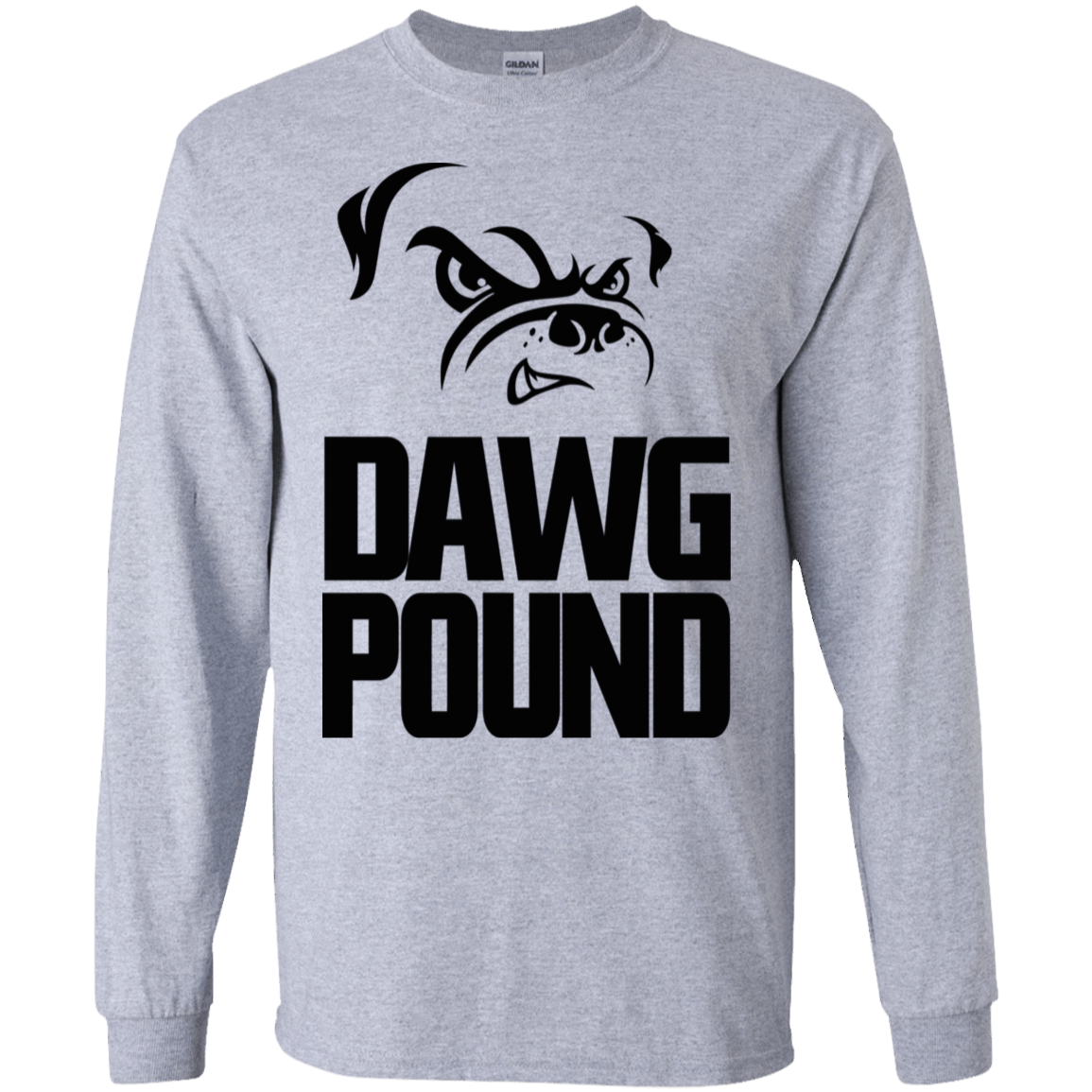 Official Dawg Pound 30-188-72089803-335 - Tee Ript