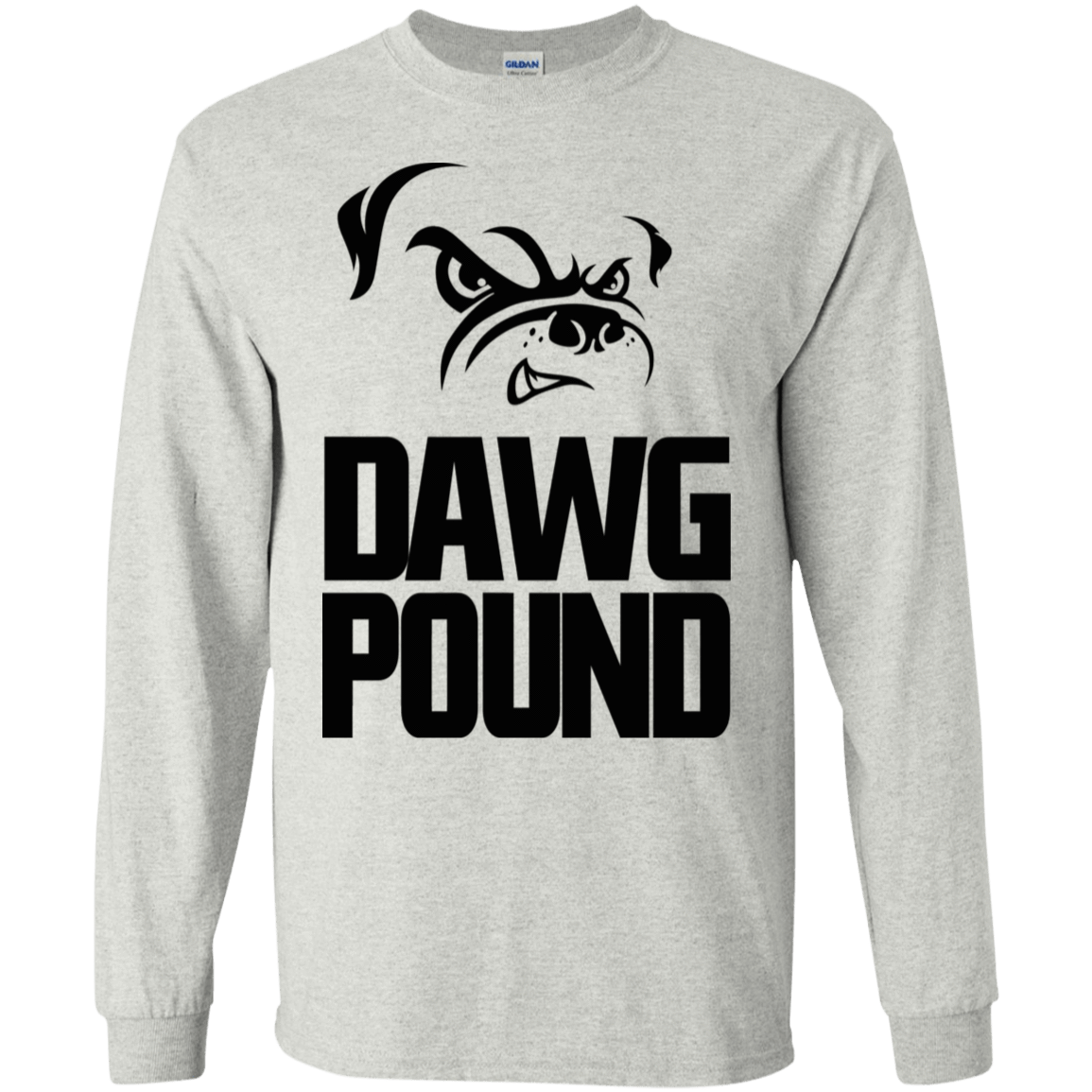 Official Dawg Pound 30-2112-72089803-10754 - Tee Ript