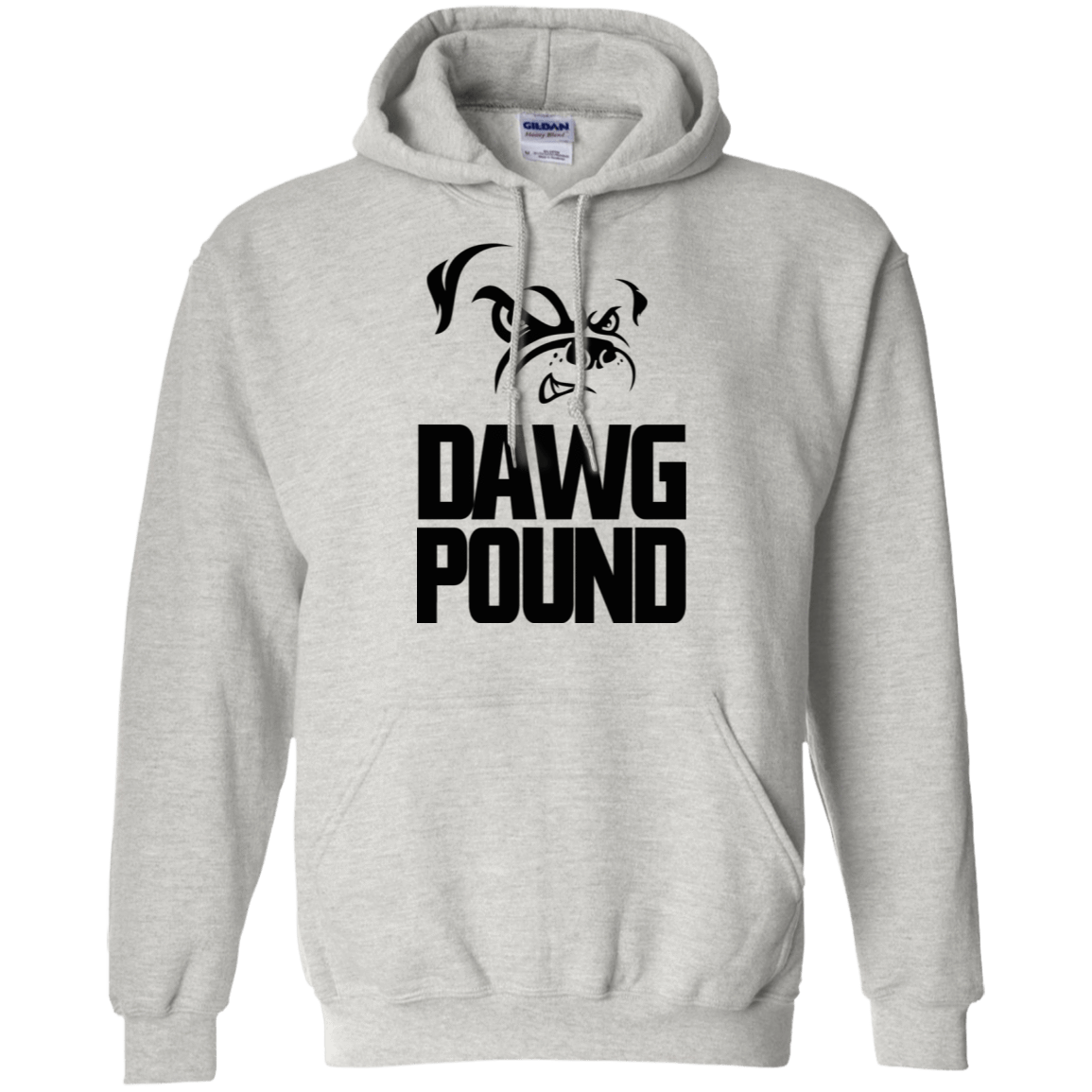 Official Dawg Pound 541-4748-72089804-23071 - Tee Ript