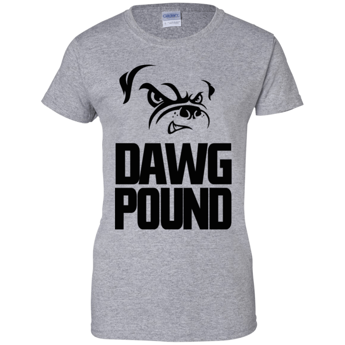 Official Dawg Pound 939-9265-72089805-44821 - Tee Ript