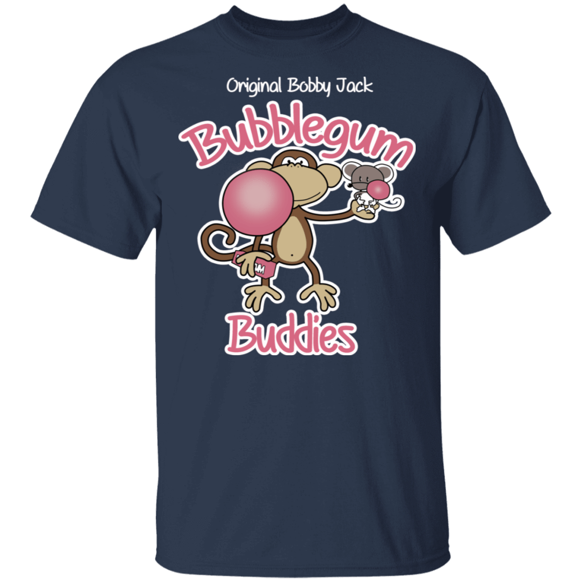 Original Bobby Jack Bubblegum Buddies Monkey T-Shirts, Hoodies, Tank 22-111-79535890-250 - Tee Ript