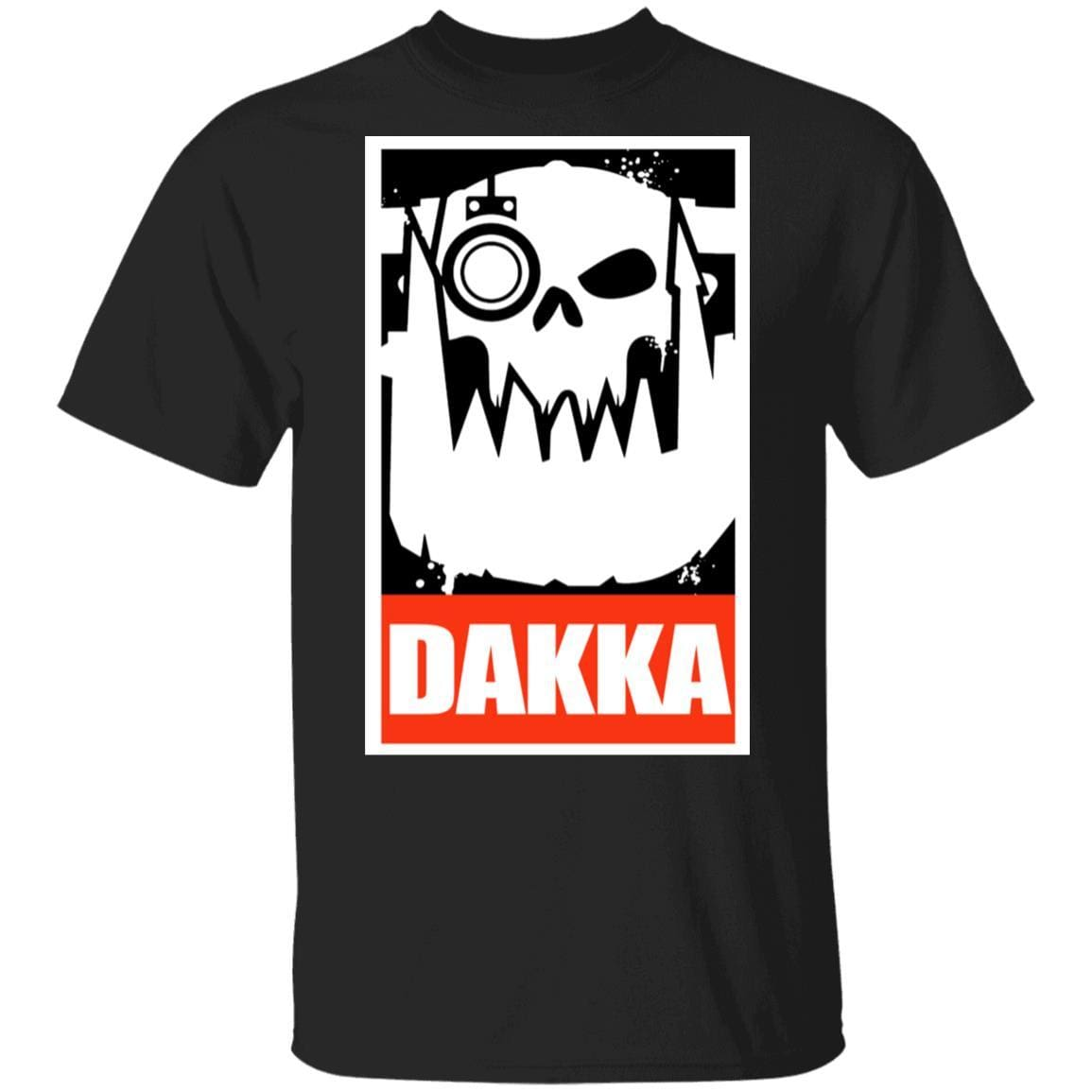 Orks Dakka Tabletop Wargaming and Miniatures Addict T-Shirts, Hoodies 1049-9953-88064149-48144 - Tee Ript