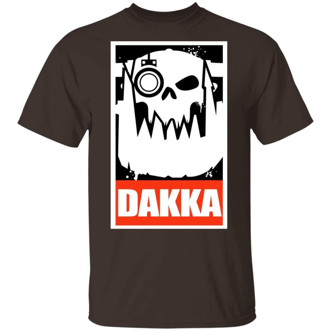 Orks Dakka Tabletop Wargaming And Miniatures Addict T-Shirts, Hoodies 1049-9956-88767417-48152 - Tee Ript