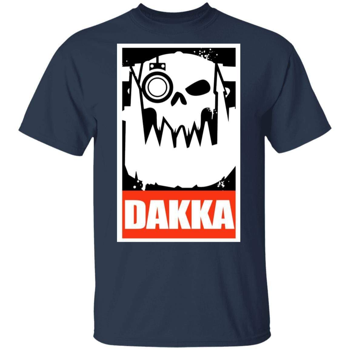 Orks Dakka Tabletop Wargaming And Miniatures Addict T-Shirts, Hoodies 1049-9966-88767417-48248 - Tee Ript