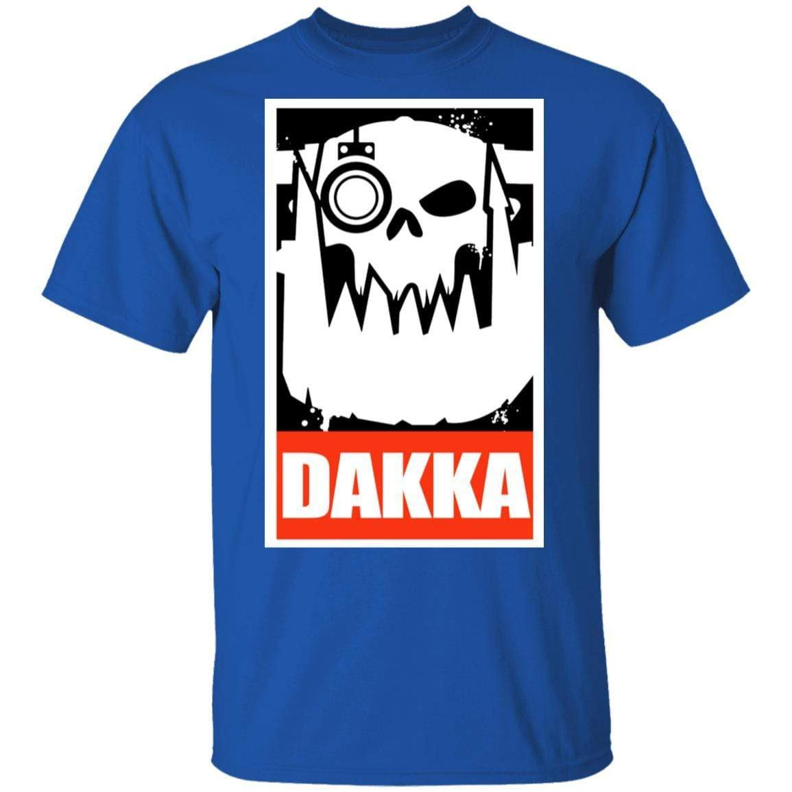 Orks Dakka Tabletop Wargaming And Miniatures Addict T-Shirts, Hoodies 1049-9971-88767417-48286 - Tee Ript