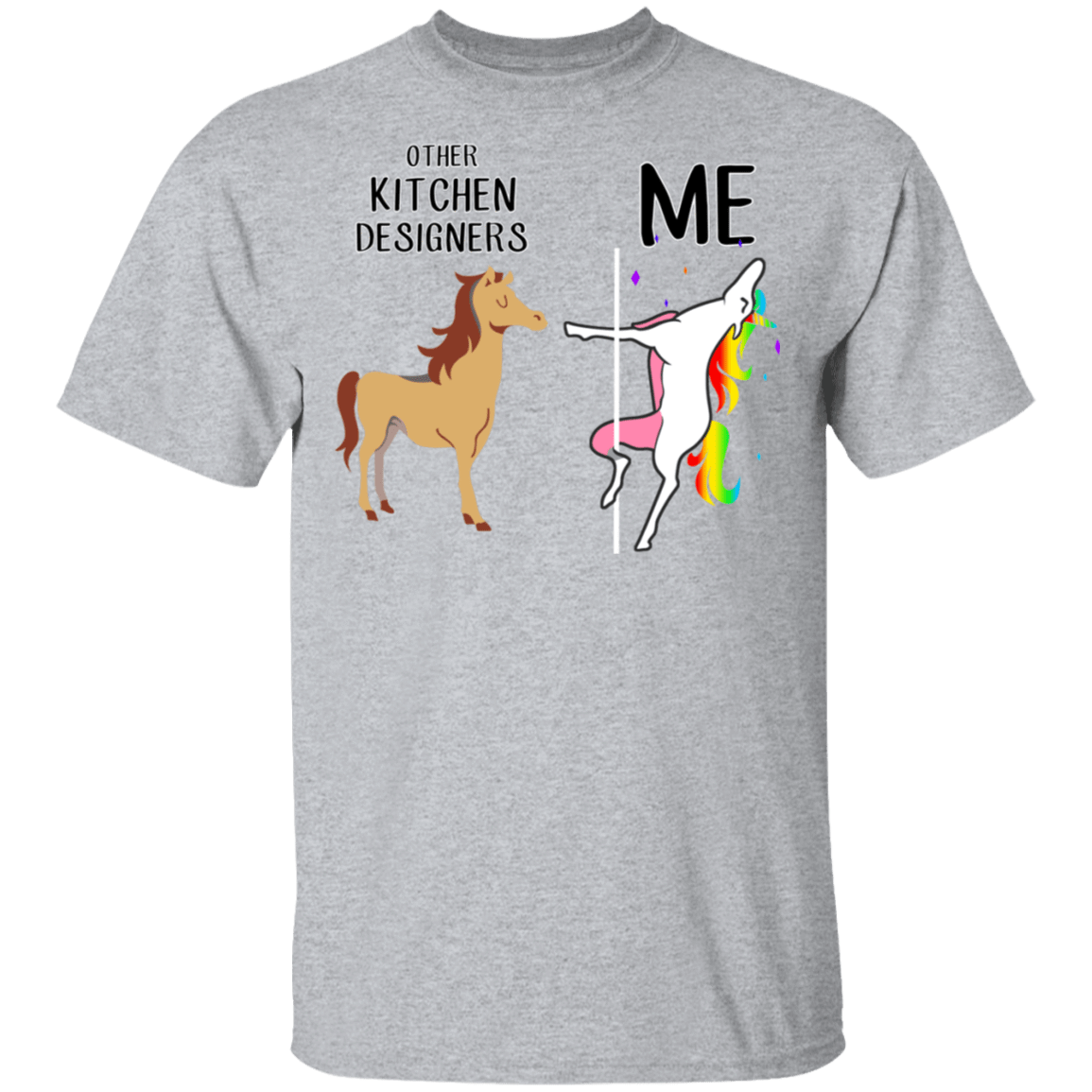 Other Kitchen Designers And Me Unicorn T-Shirts, Hoodies 22-115-80183504-254 - Tee Ript