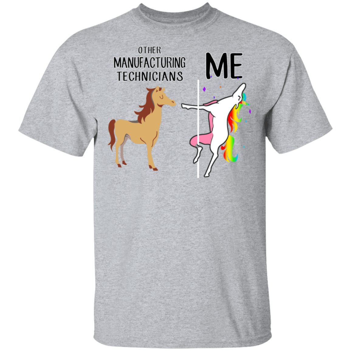 Other Manuafacturing And Me Unicorn T-Shirts, Hoodies 22-115-80183502-254 - Tee Ript