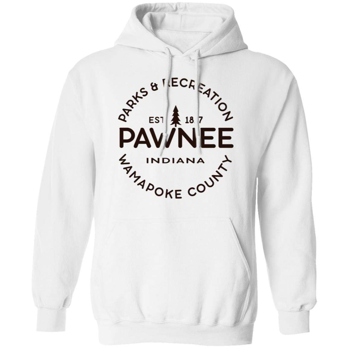 Parks & Recreation Pawnee Indiana 1817 Wamapoke Country T-Shirts, Hoodies 541-4744-87589421-23183 - Tee Ript